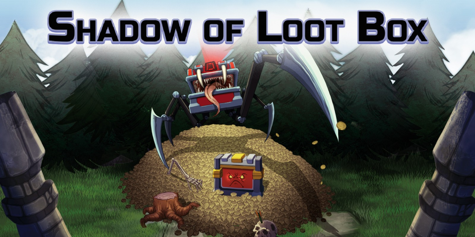shadow of loot box nintendo switch download software games