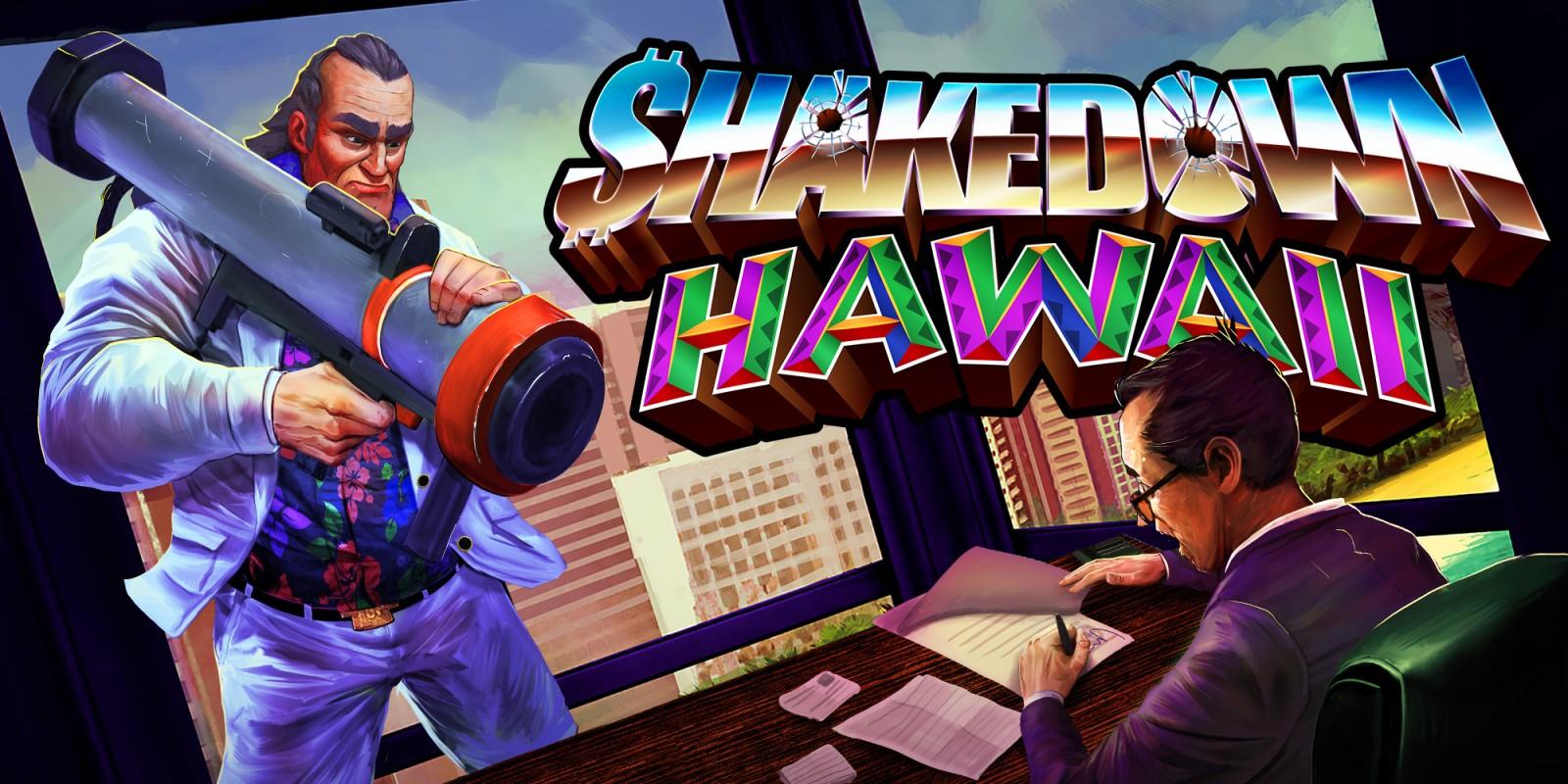 Shakedown: Hawaii | Nintendo 3DS download software | Games