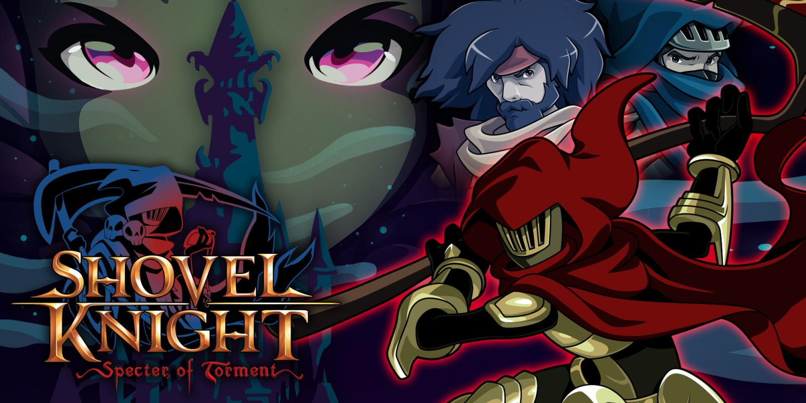Shovel Knight Specter Of Torment Programas Descargables