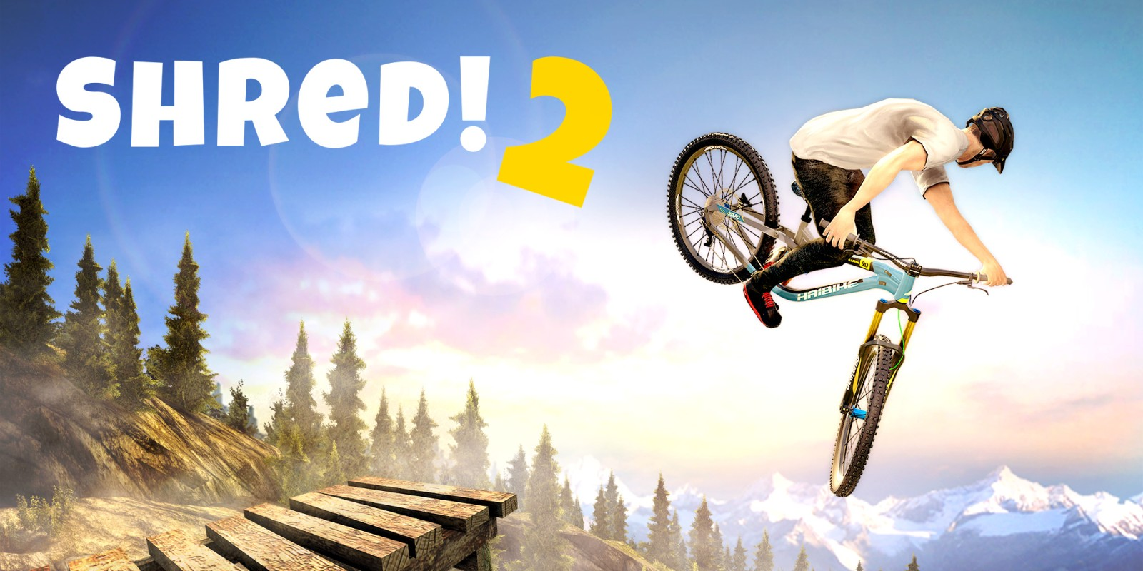 Shred! 2 - Freeride Mountainbiking