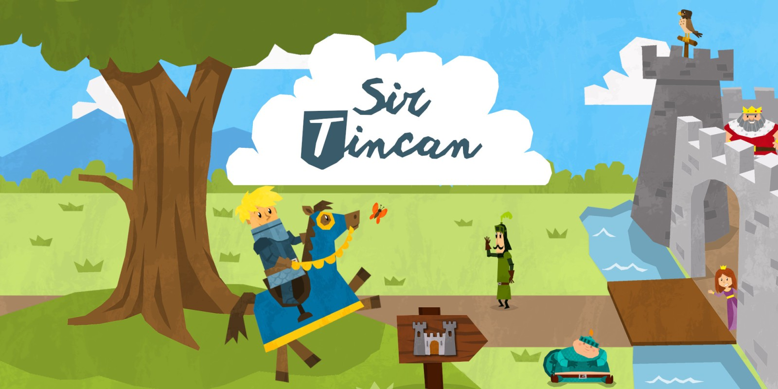 Sir Tincan - Adventures in the Castle