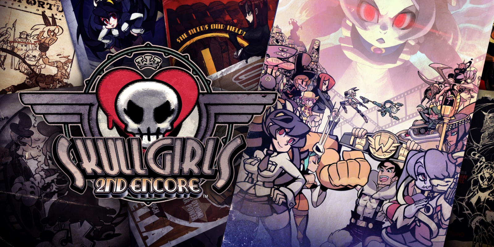 Skullgirls 2nd Encore | Nintendo Switch download software | Games | Nintendo