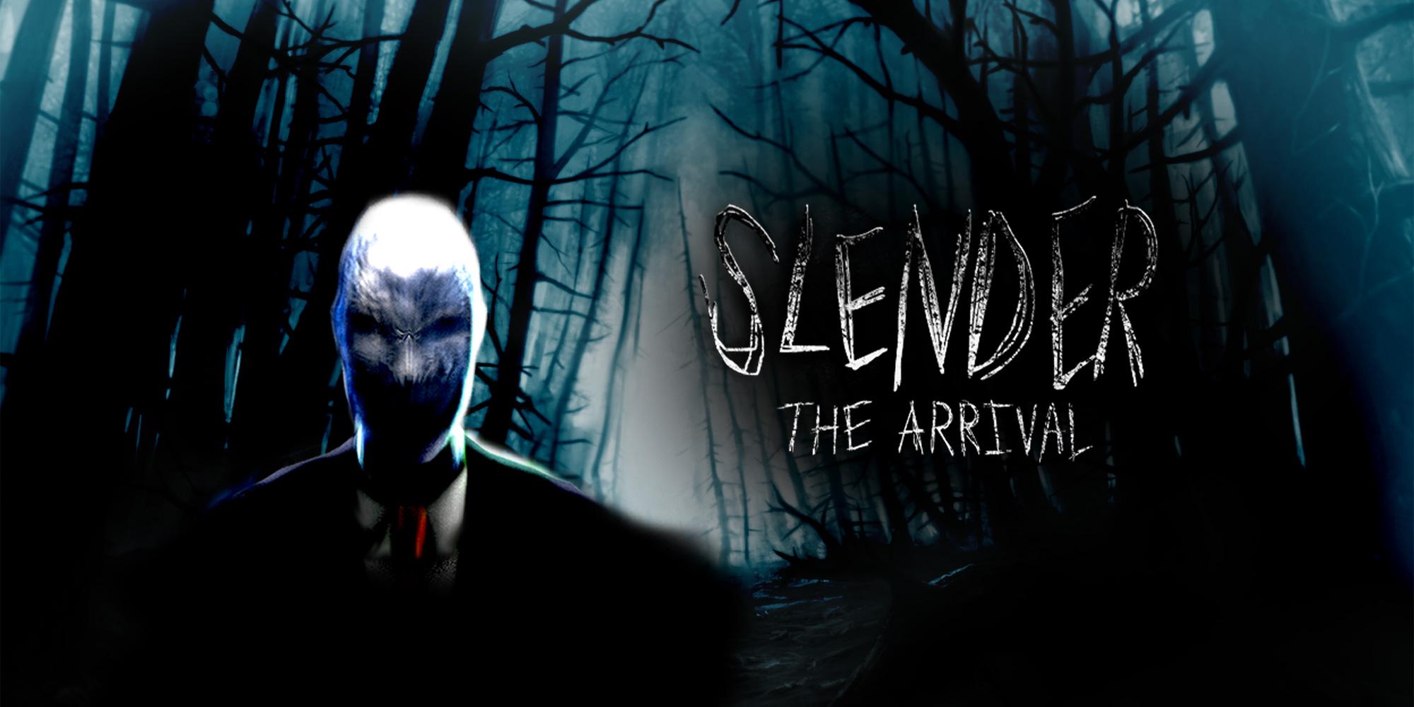 Slender: The Arrival   Загружаемые программы Nintendo Switch ...
