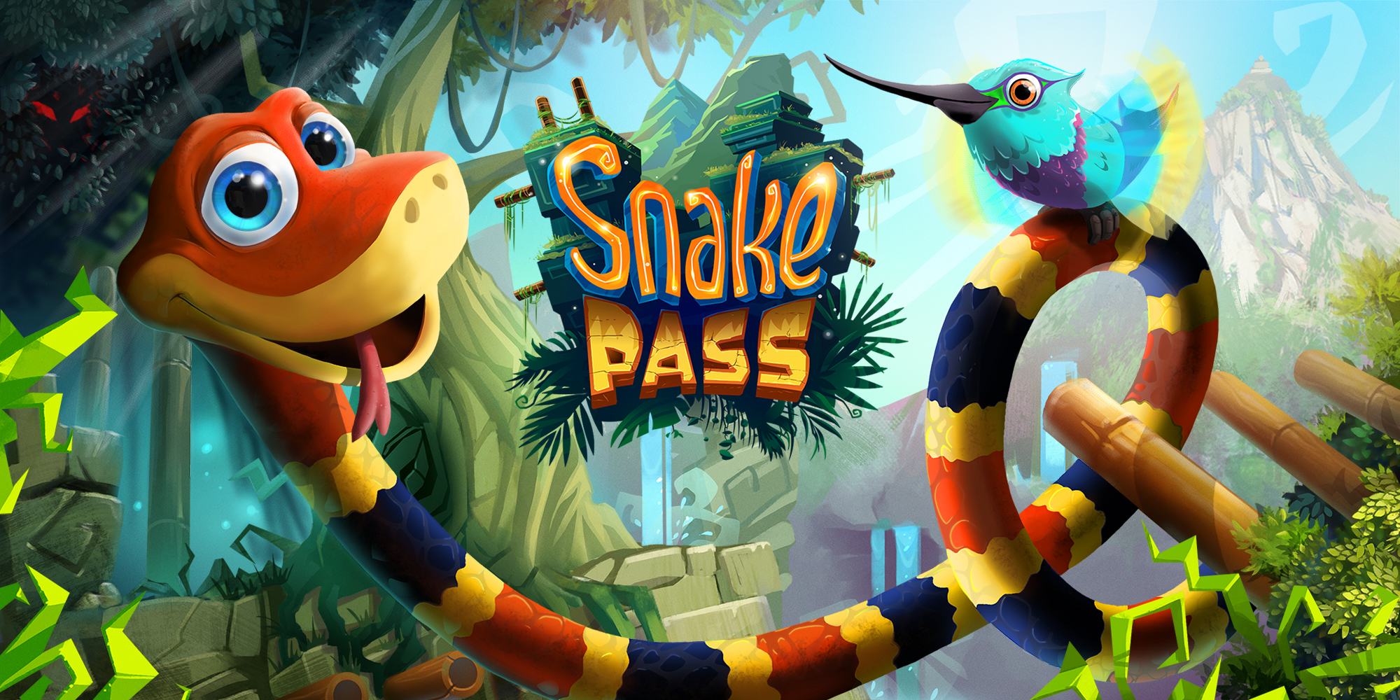 The Making Of Snake Pass