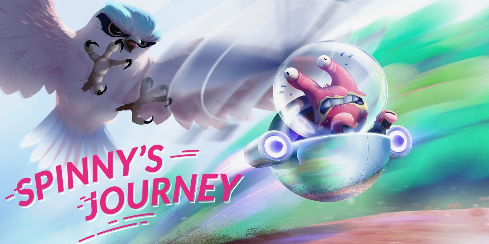 Spinny's Journey