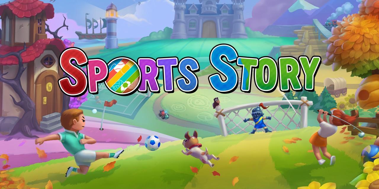 Sportclub Story