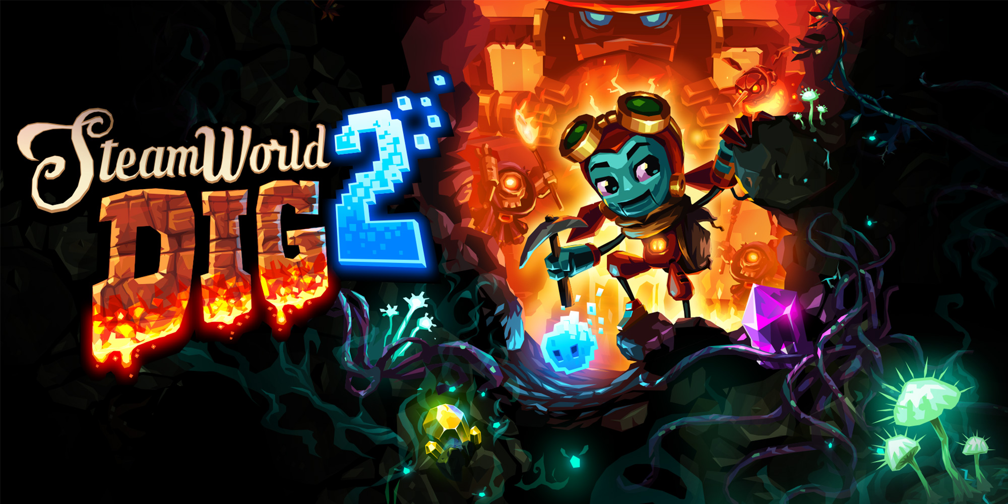 Digger and Better: The making of SteamWorld Dig 2