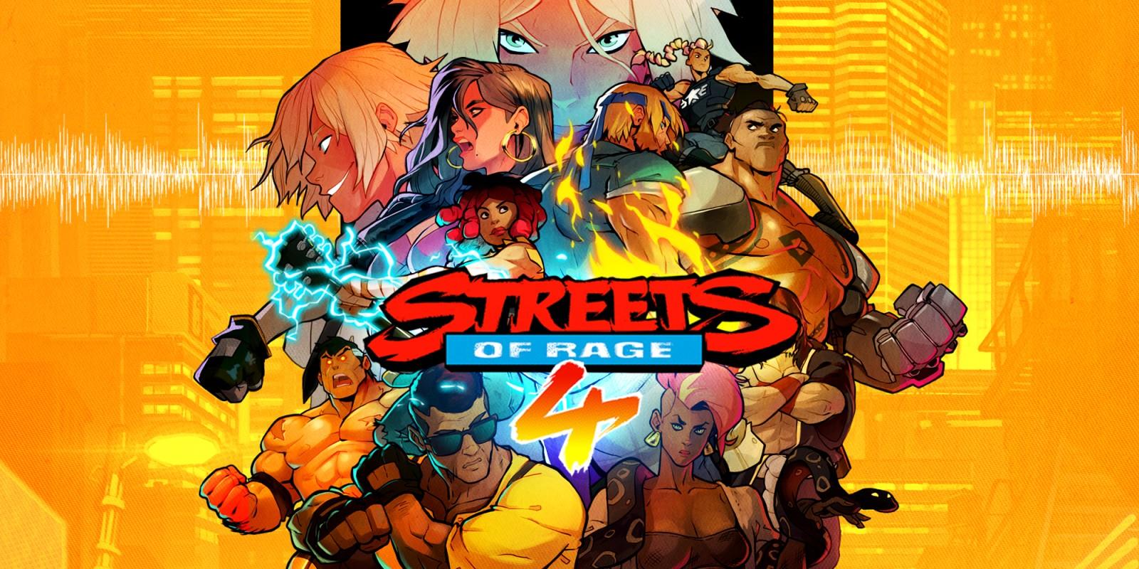 Streets of Rage 4 | Aplicações de download da Nintendo Switch ...