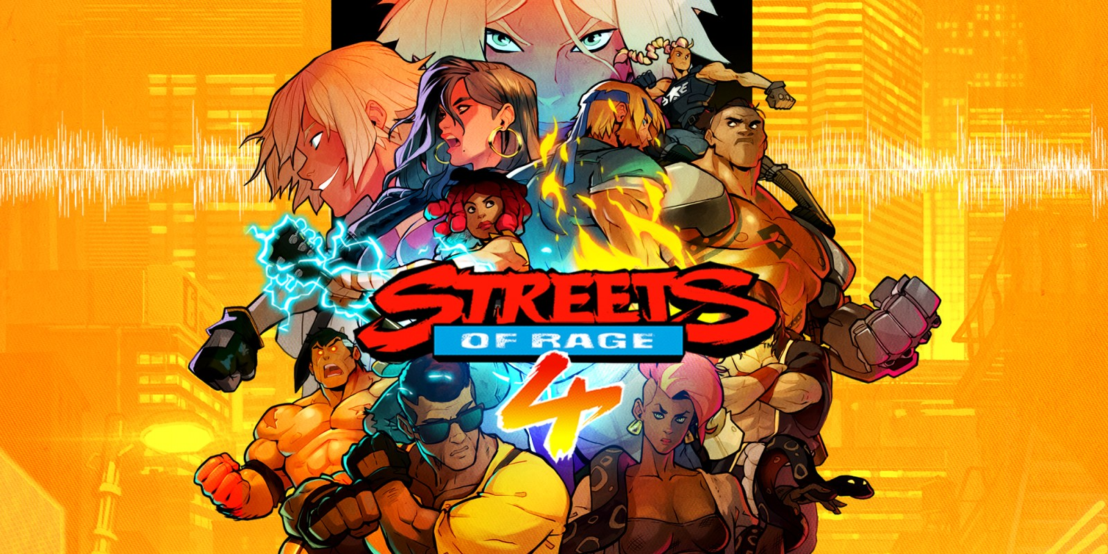 Streets of Rage 4 | Programas descargables Nintendo Switch ...