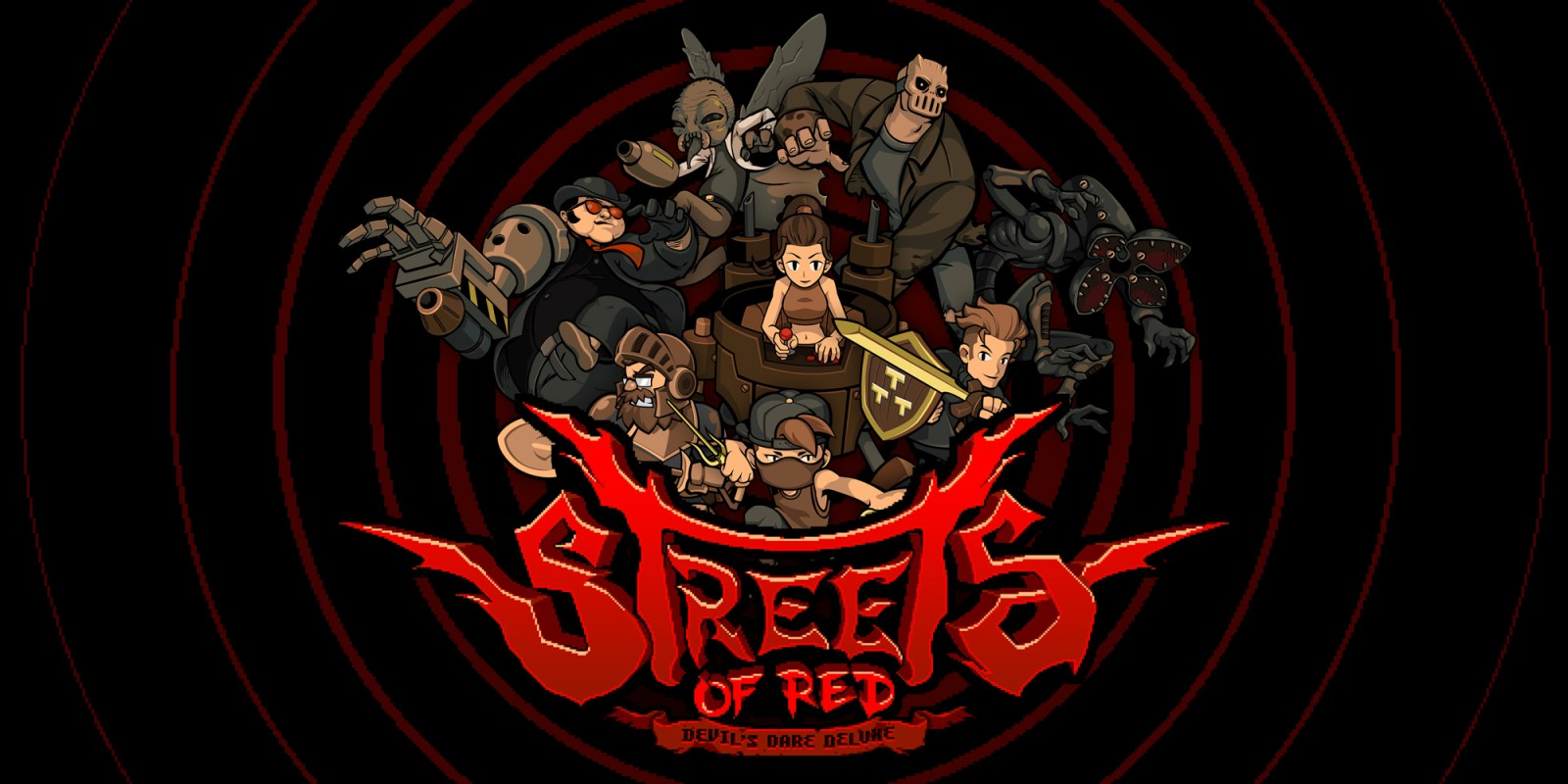 Streets of Red - Devil's Dare Deluxe