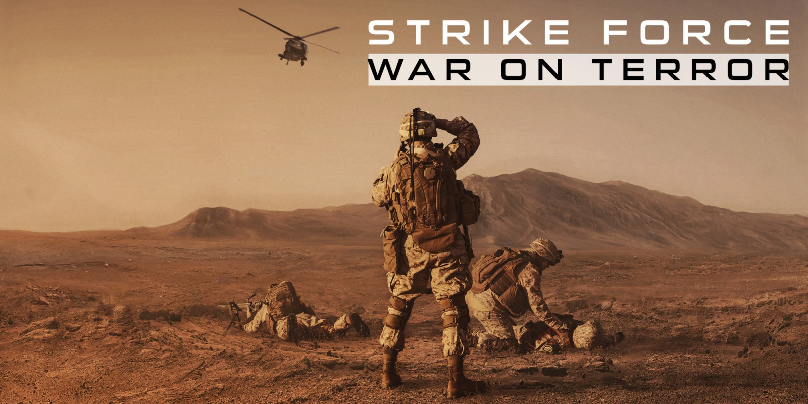 Strike Force - War on Terror