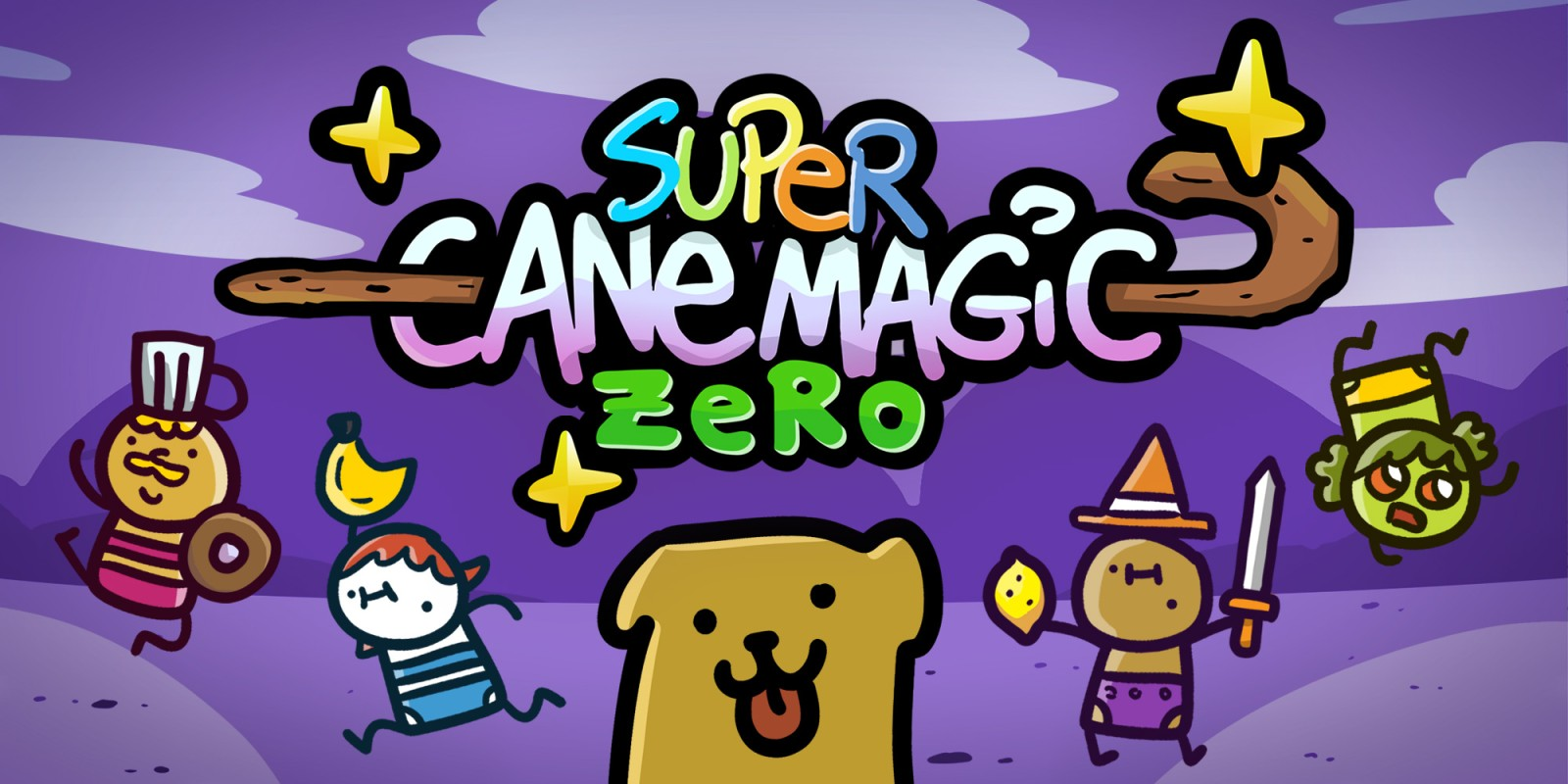 Super Cane Magic ZERO