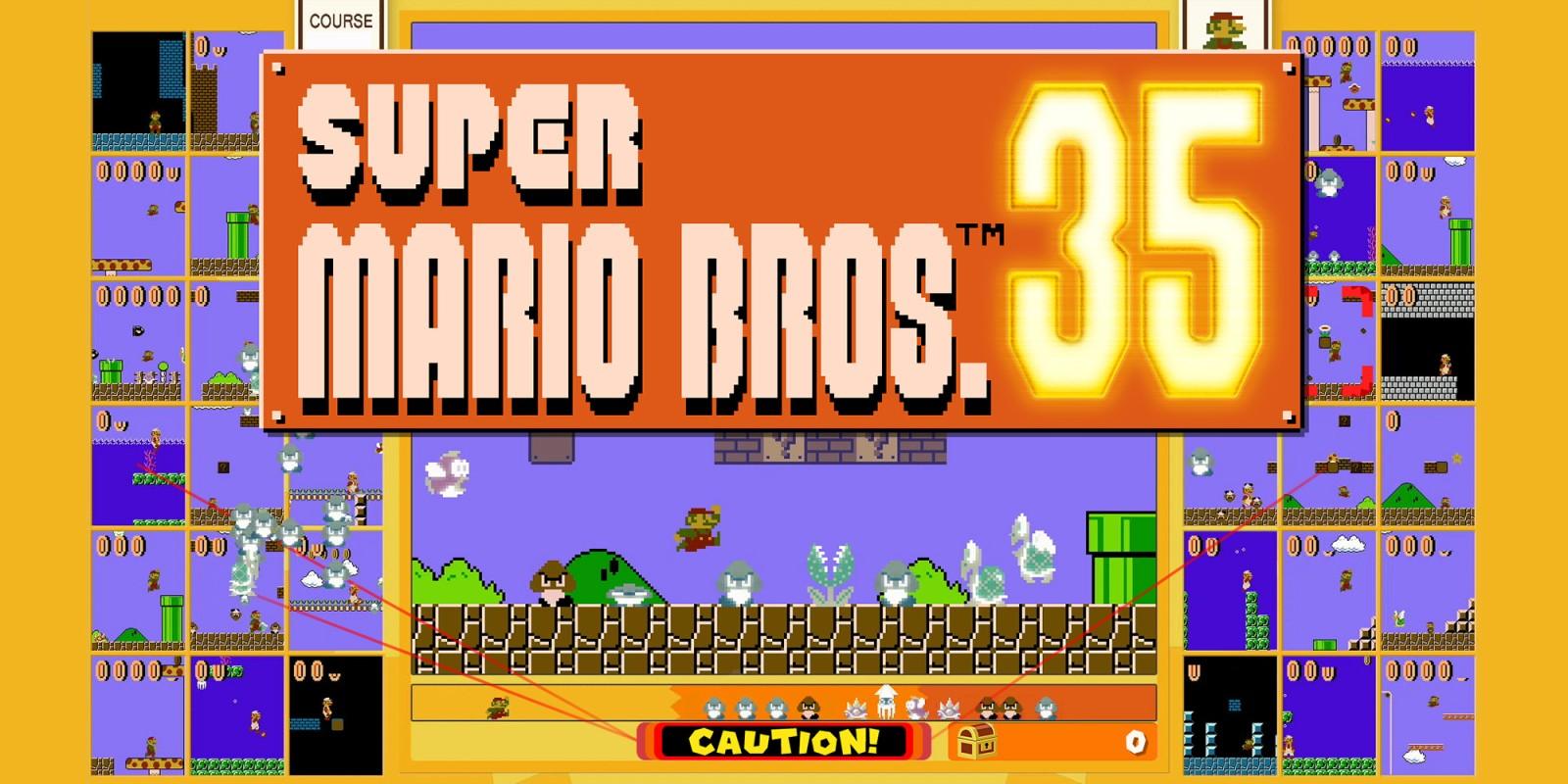Super Mario Bros 35 Nintendo Switch Download Software Games Nintendo