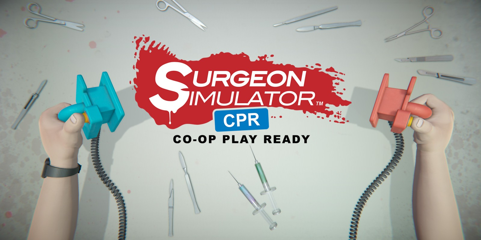 Surgeon Simulator Cpr Nintendo Switch Download Software Games Home Wiring