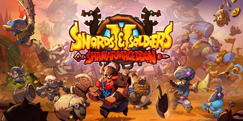 Swords & Soldiers 2 Shawarmageddon