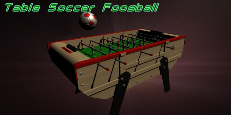 Table Soccer Foosball