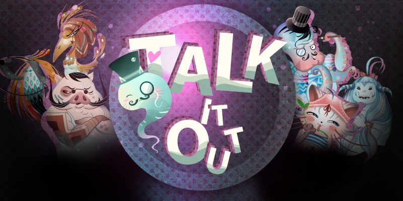 Talk it Out: Handheld Game