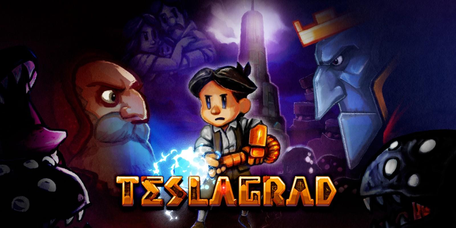 Teslagrad apk android, pc et ios