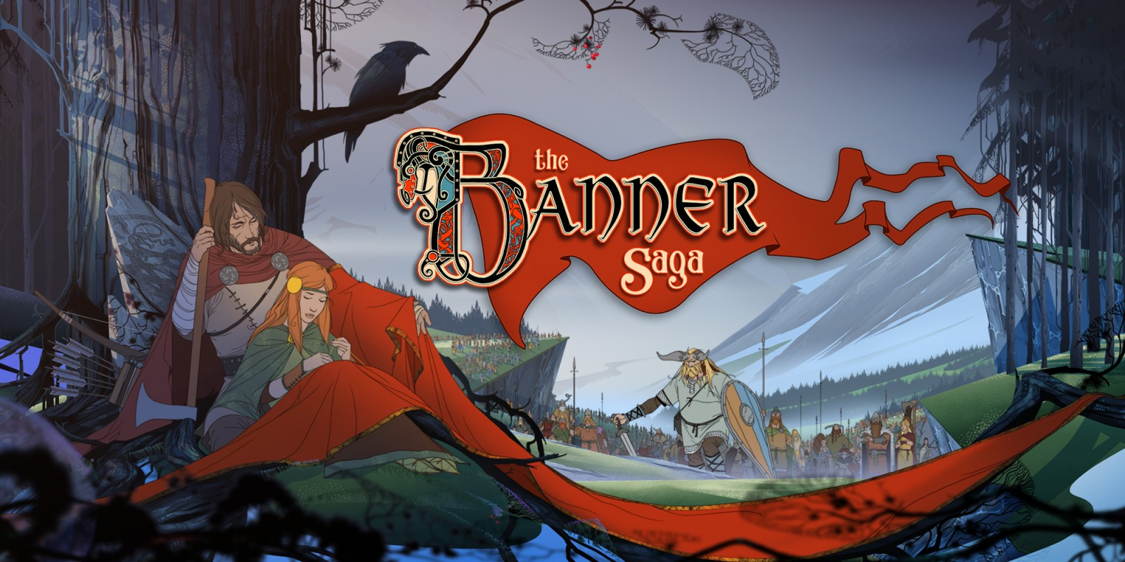 The Banner Saga Nintendo Switch Download Software