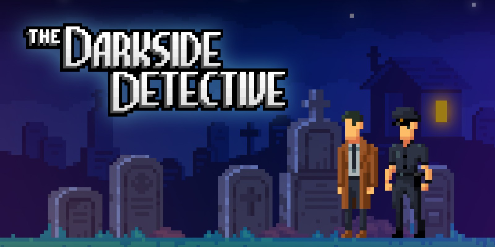 Detectives and Action: a selection of sites