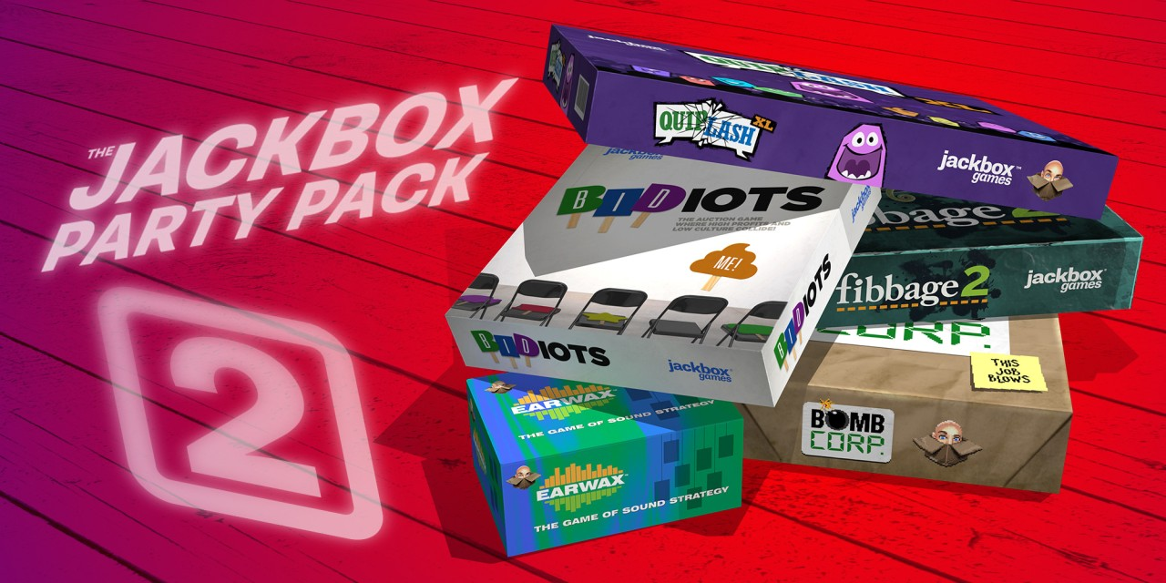 The Jackbox Party Pack 2 | Nintendo Switch download ...