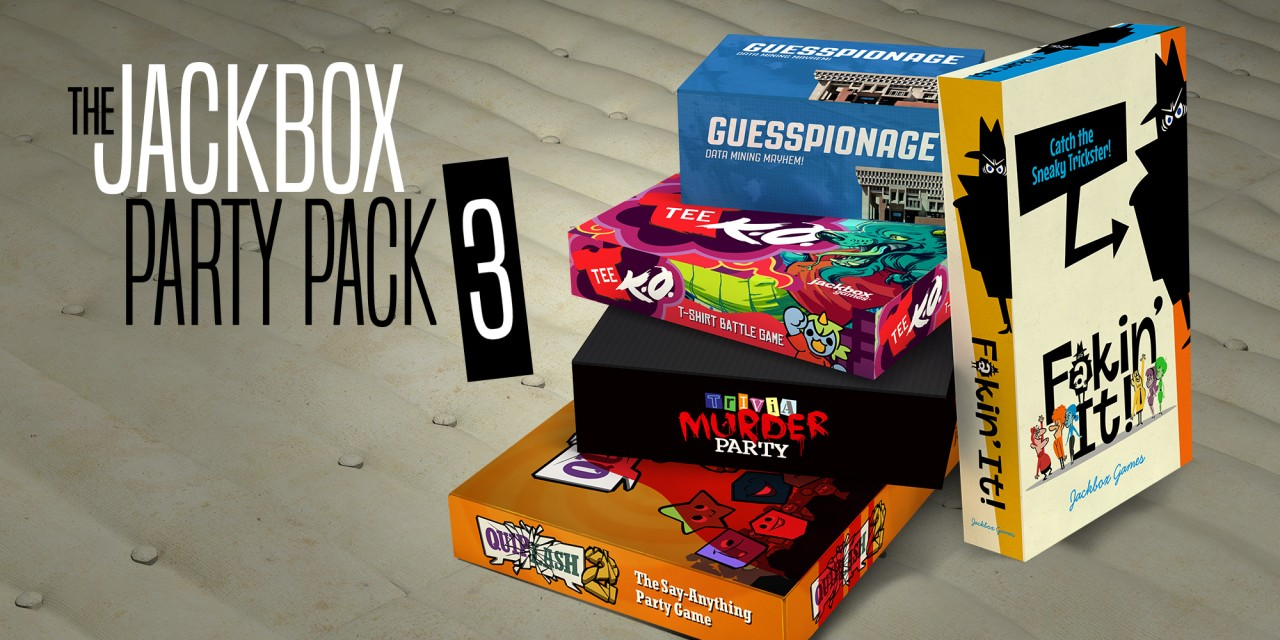 The Jackbox Party Pack 3 | Nintendo Switch download ...