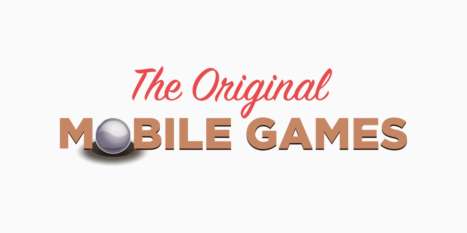 The Original Mobile Games