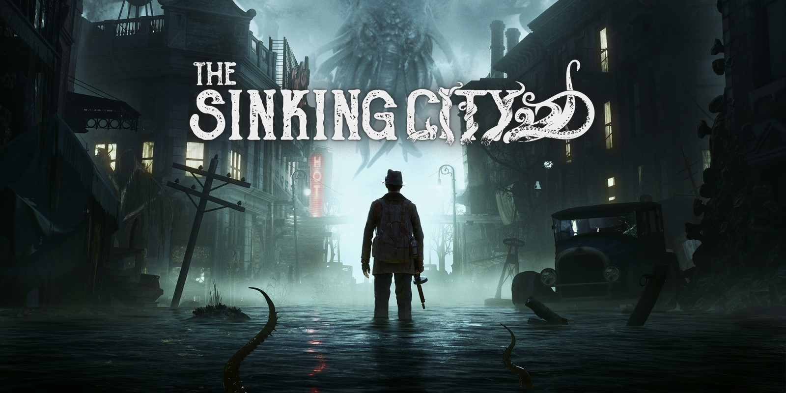 The Sinking City | Aplicações de download da Nintendo Switch | Jogos |  Nintendo