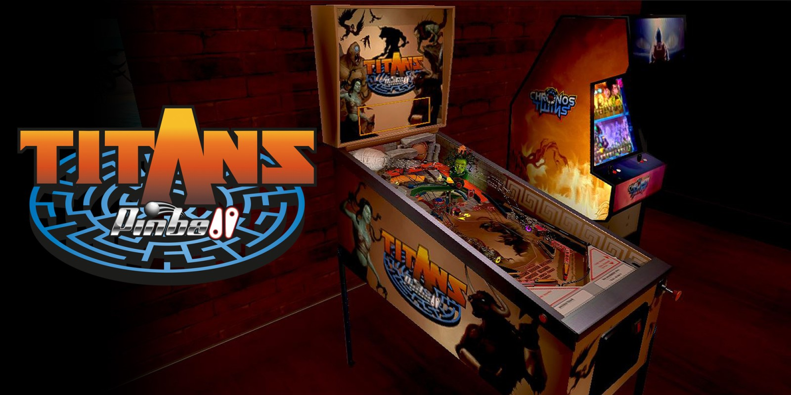 Titans Pinball | Nintendo Switch download software | Games