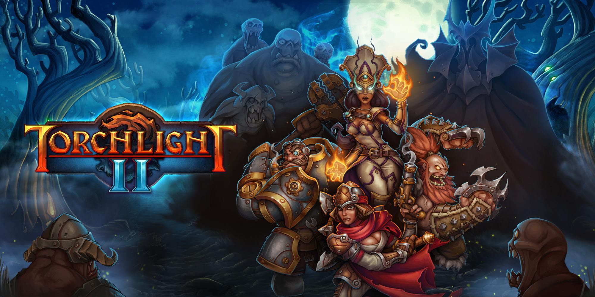 Torchlight II | Programas descargables Nintendo Switch | Juegos ...