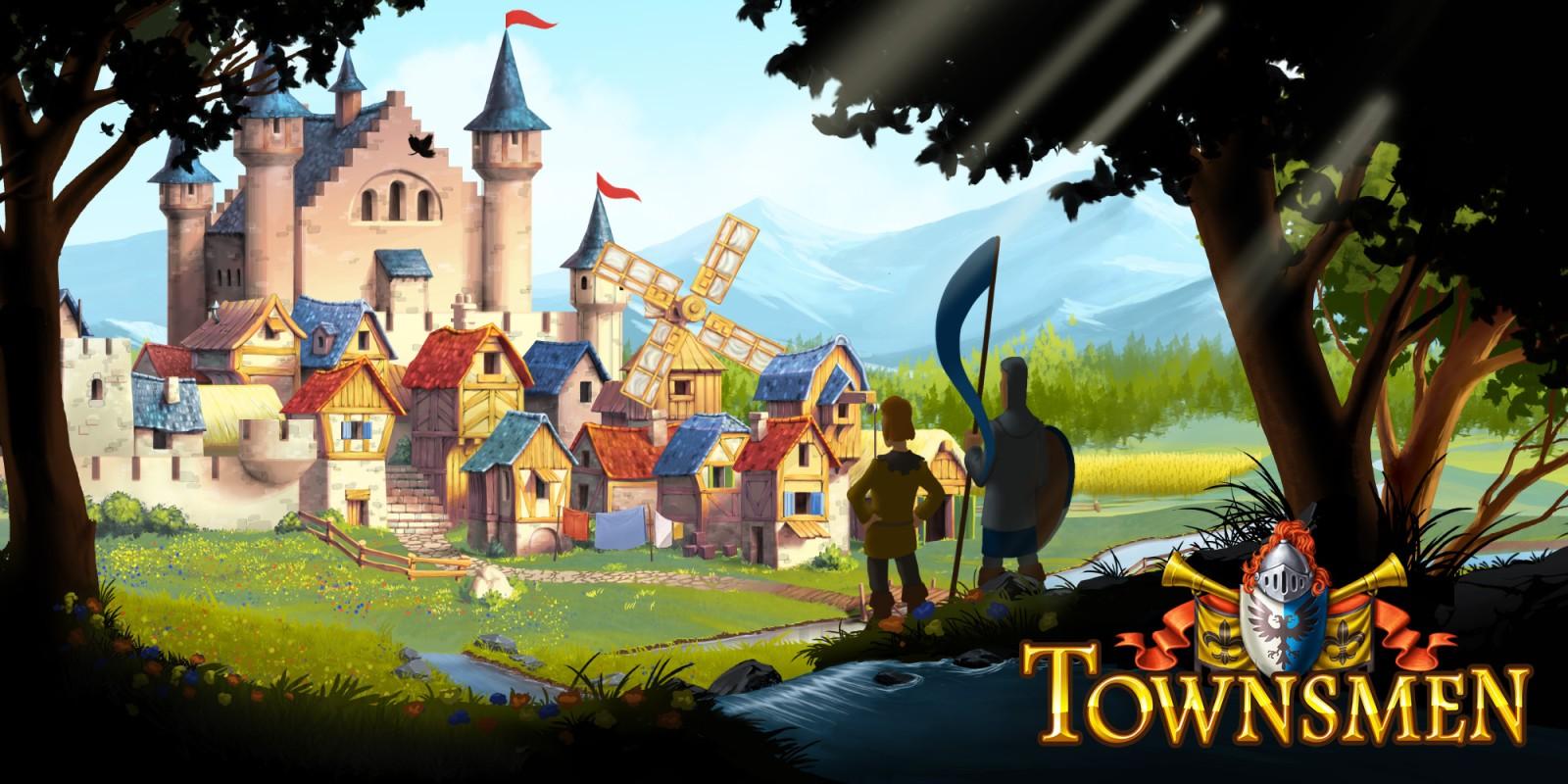 townsmen free download