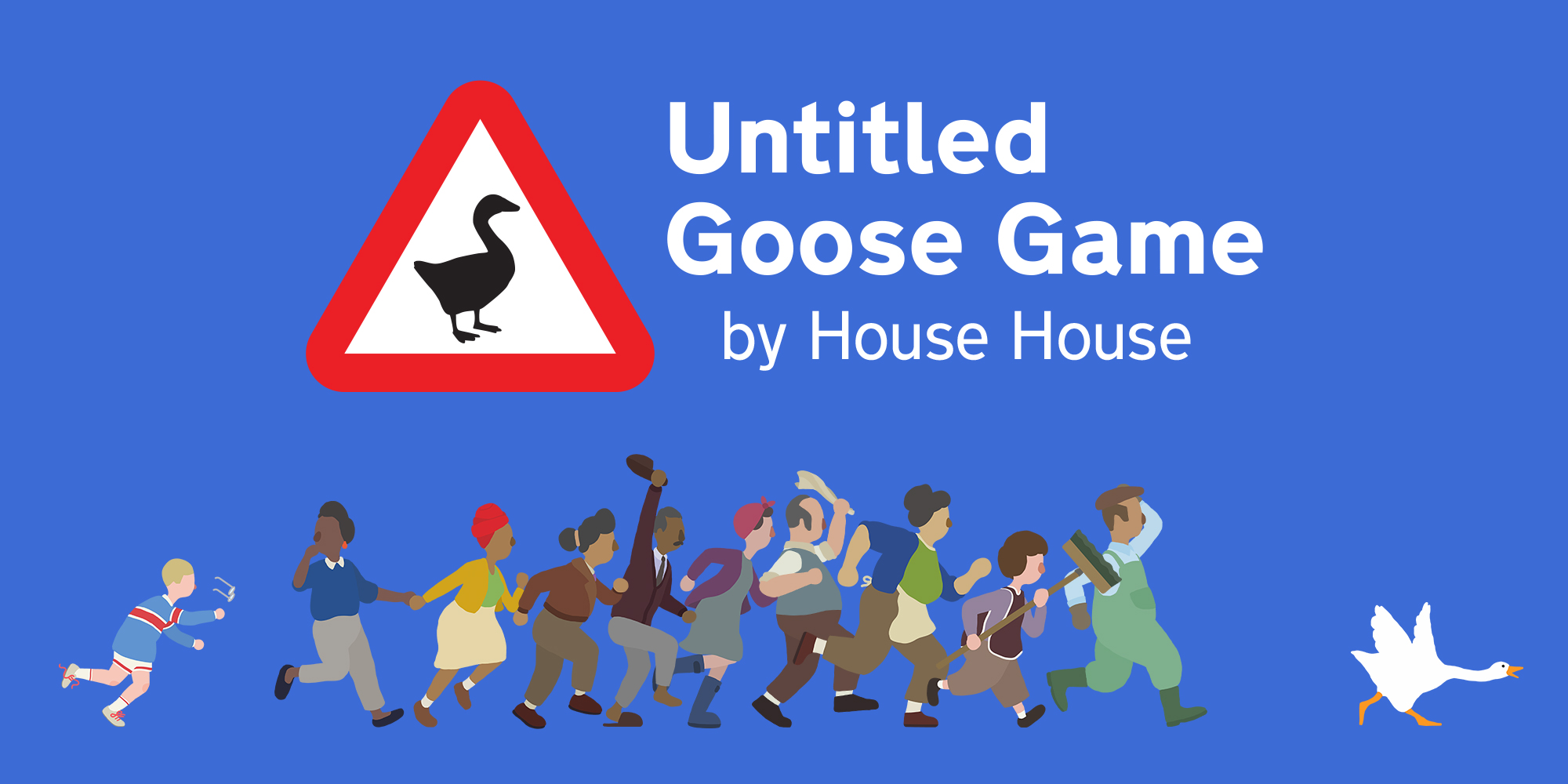 Image result for untitled goose game