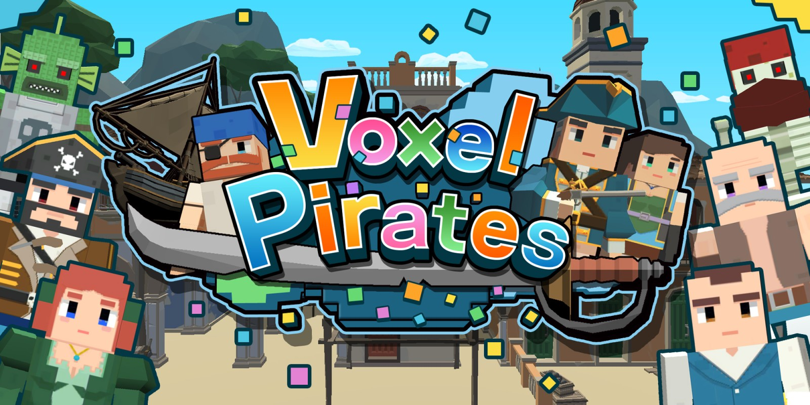 Voxel Pirates
