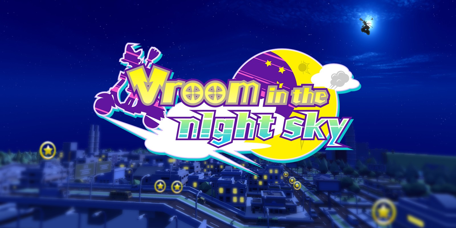 Vroom in the night sky   Nintendo Switch download software   Games