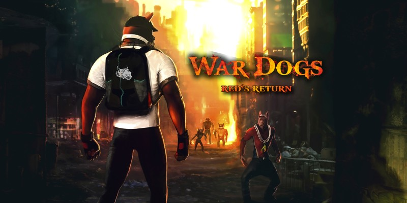 War Dogs: Red's Return