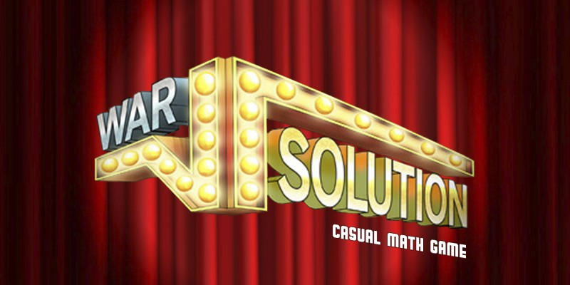 War Solution - Casual Math Game
