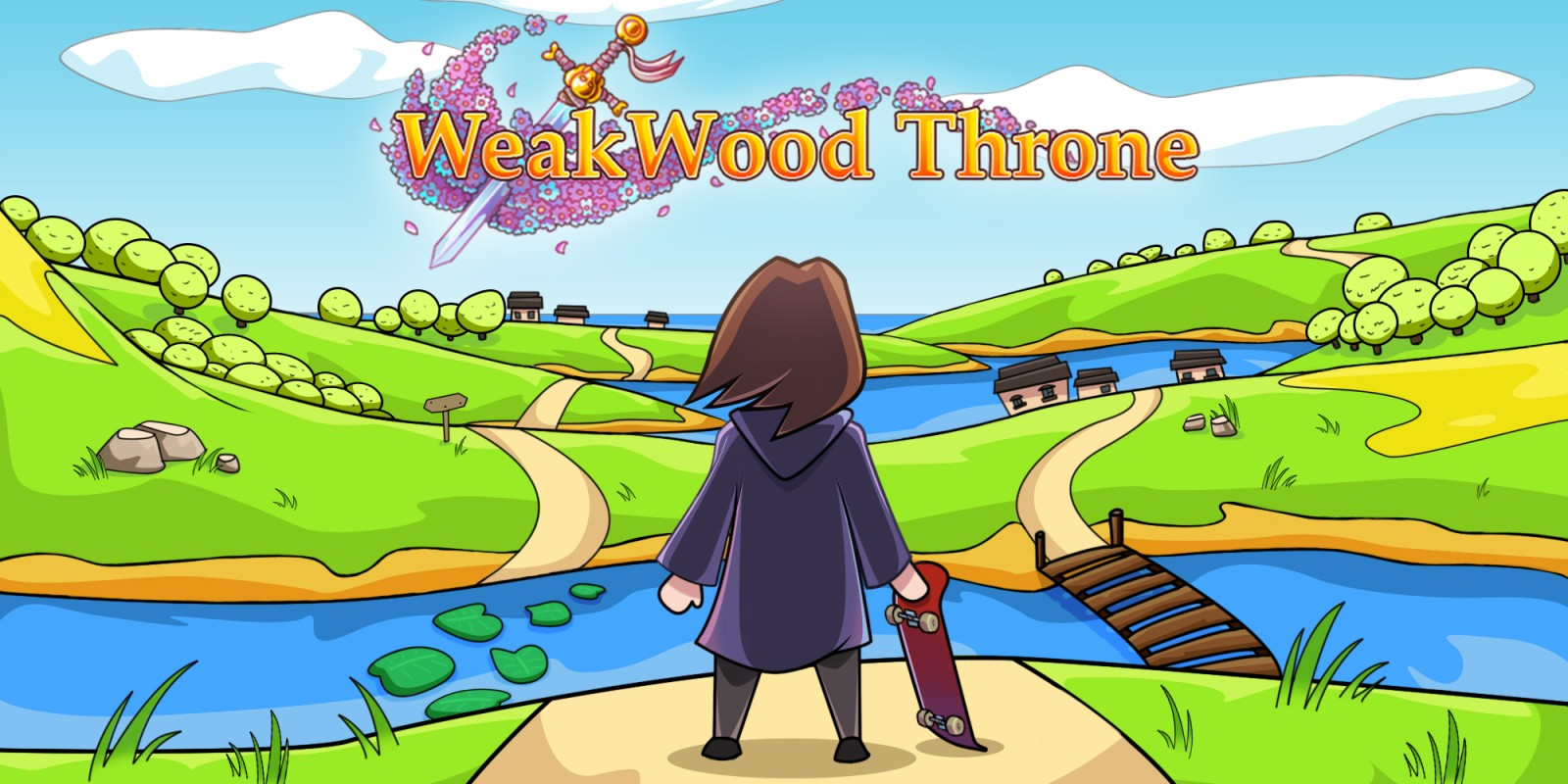 WeakWood Throne