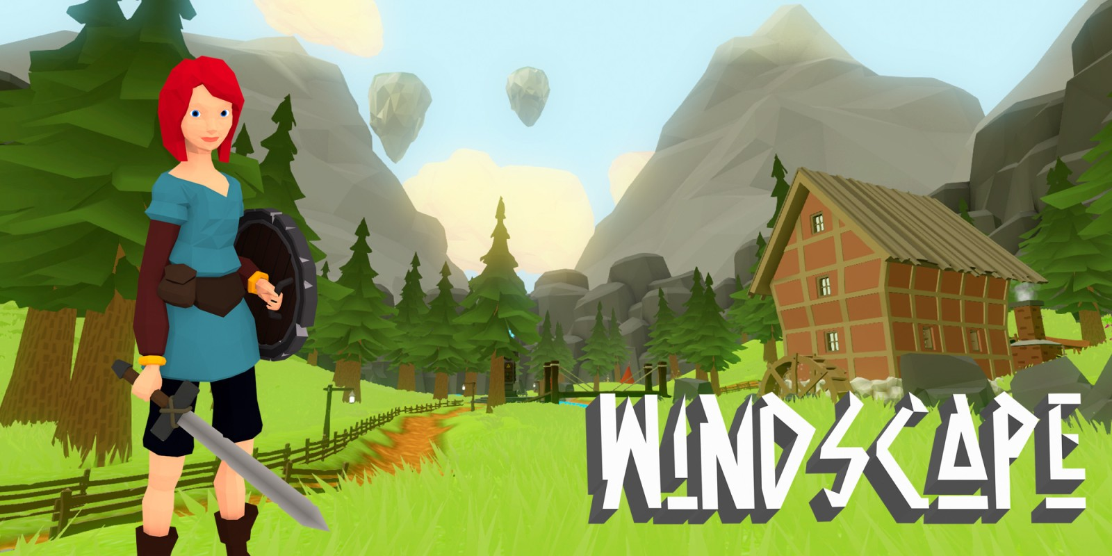 Windscape Nintendo Switch Download Software Games