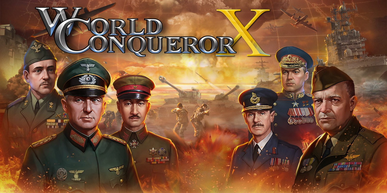 World Conqueror X