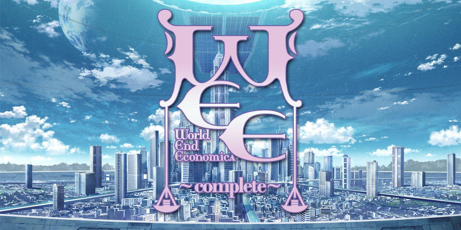 WORLD END ECONOMiCA ~complete~