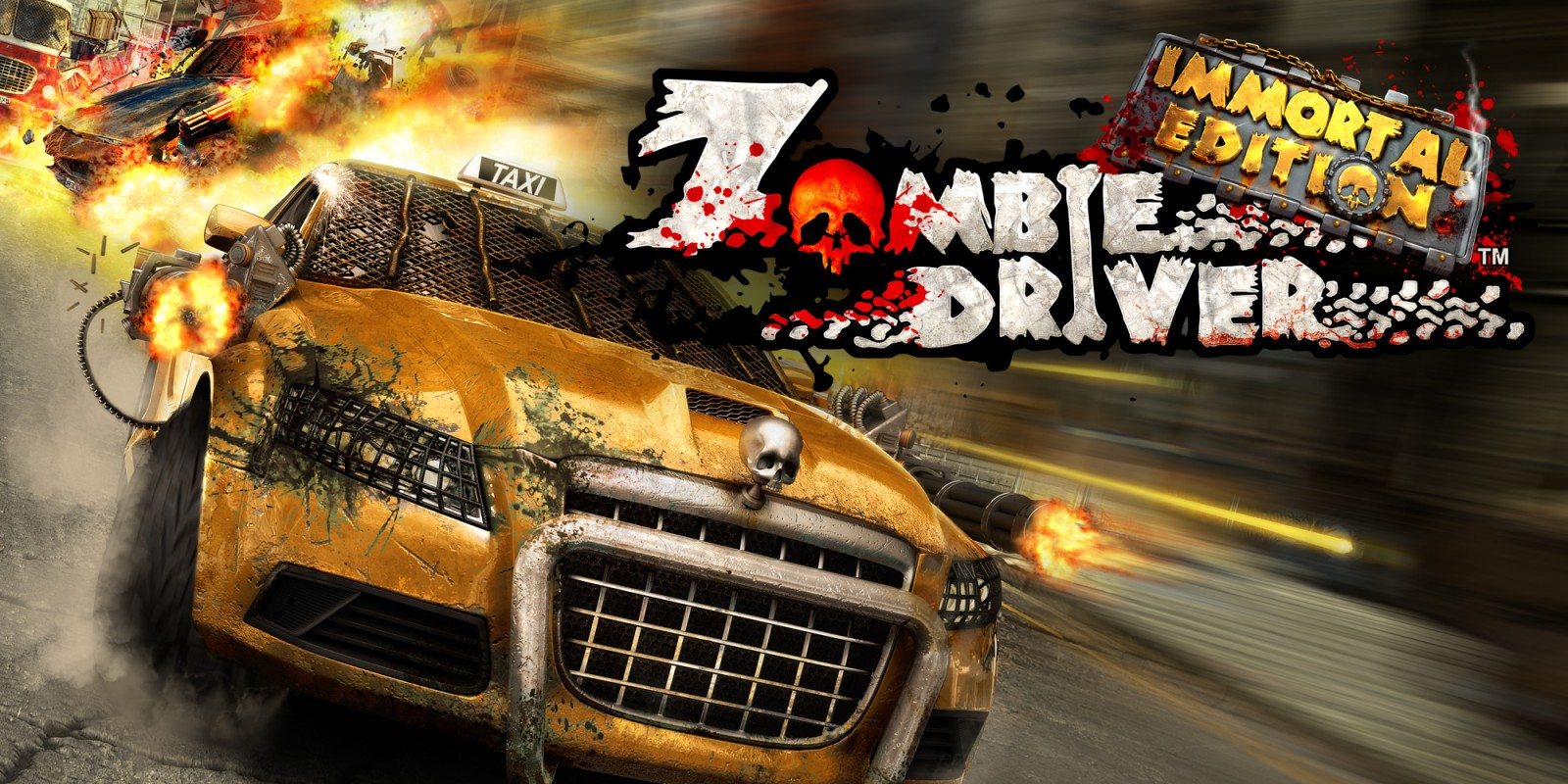 Zombie Driver Immortal Edition