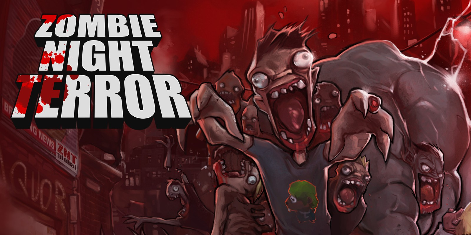 Zombie Night Terror Nintendo Switch Download Software