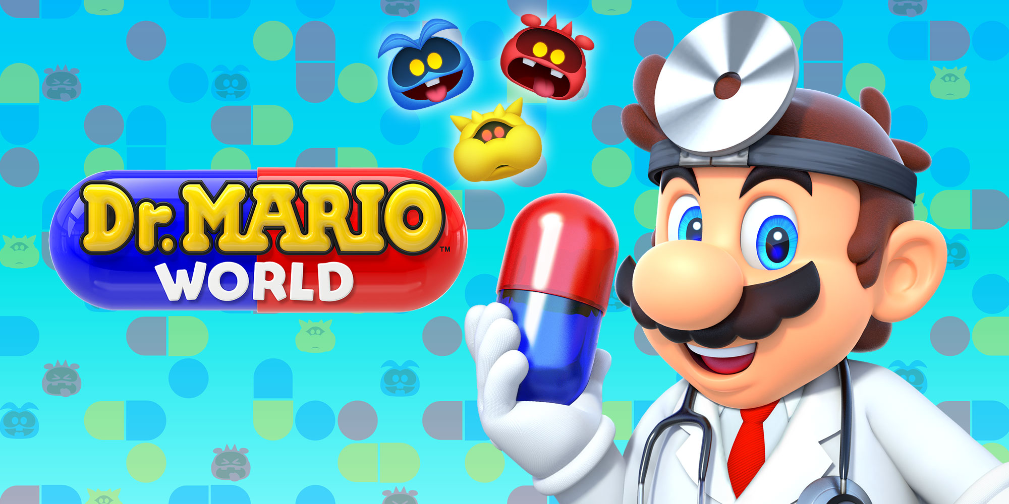 Dr. Mario World - content updates for August 27, 2020 | GoNintendo