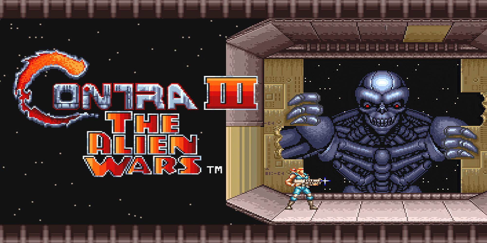 Contra Iii The Alien Wars Super Nintendo Jogos Nintendo
