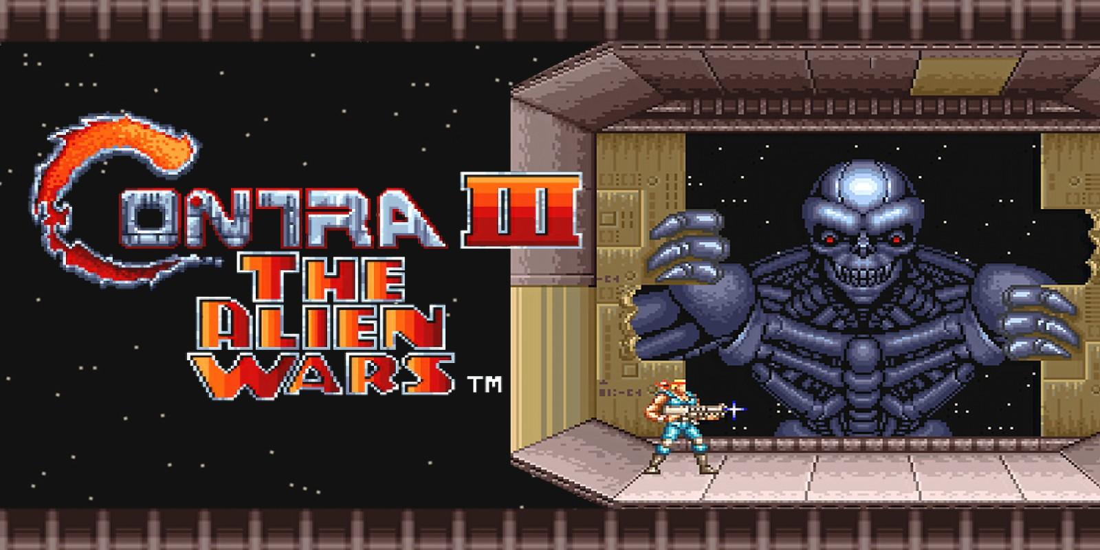 contra iii  alien wars super nintendo games nintendo