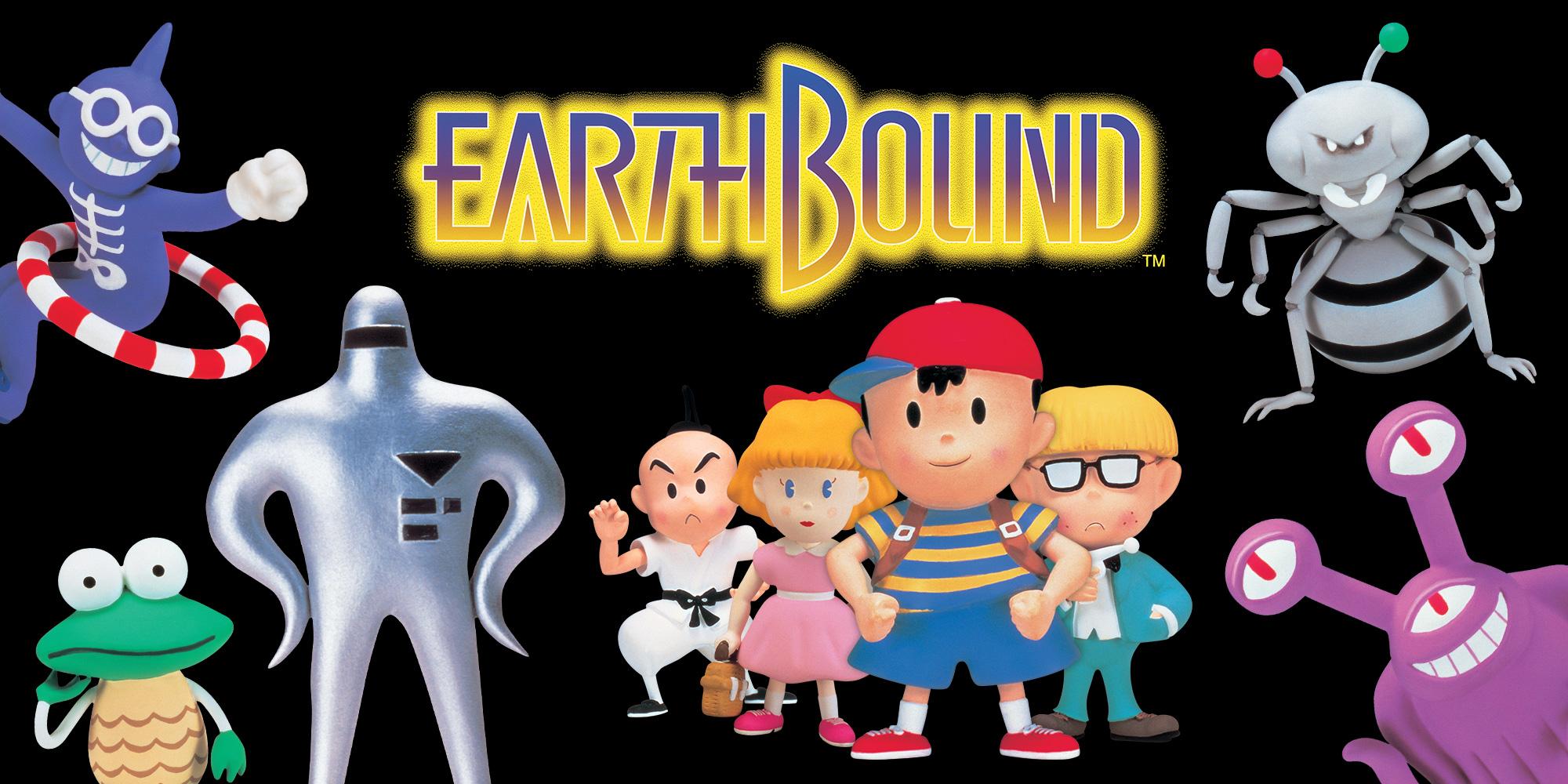 EarthBound | Super Nintendo | Games | Nintendo
