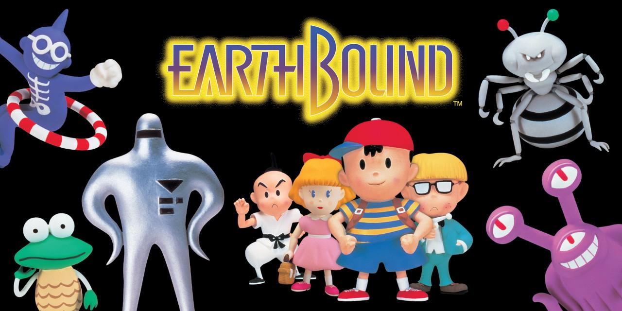 EarthBound | Best Snes Games