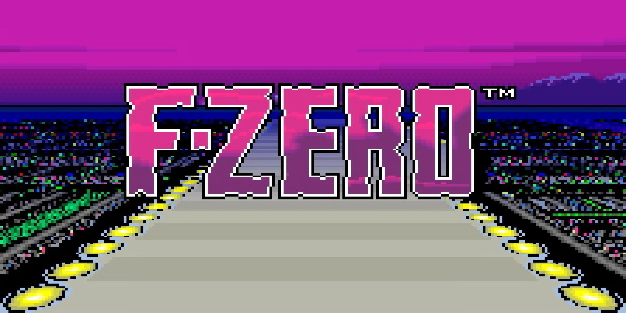 F-ZERO | Super Nintendo | Games | Nintendo