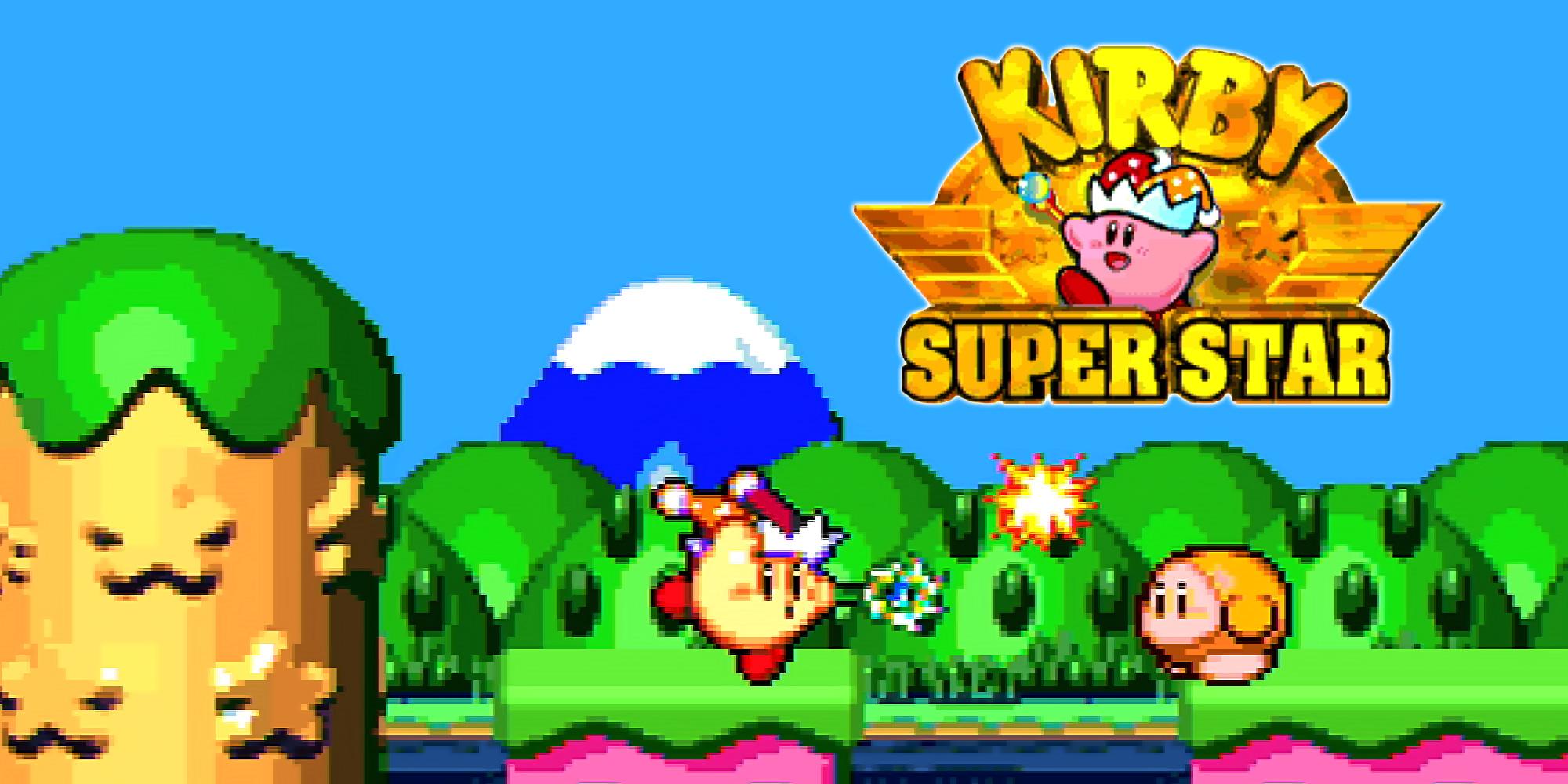 Kirby Super Star   Super Nintendo   Games   Nintendo