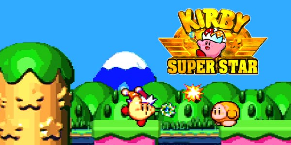Kirby Super Star